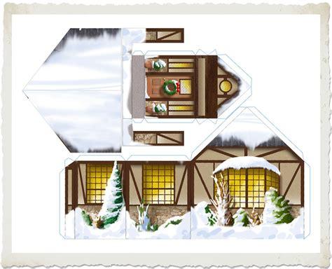 Painting Houses decoupage agnes76 mn 243 stwo domk 211 w do pobrania i drukowania