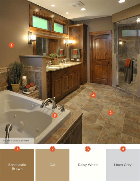 Modern Bathroom Colors Ideas Photos by 20 Relaxing Bathroom Color Schemes Shutterfly