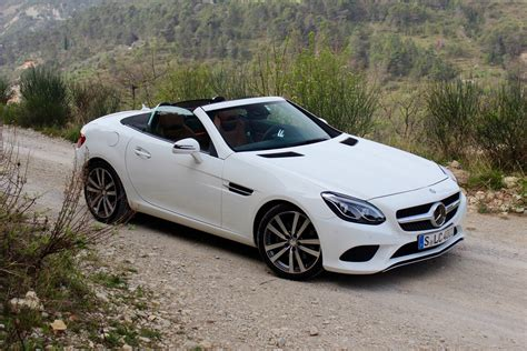 of mercedes report mercedes to axe slc