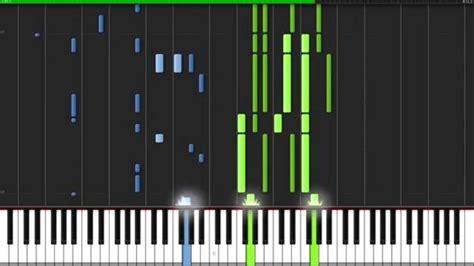 Piano Tutorial Kyle Landry | i see the light tangled piano tutorial synthesia