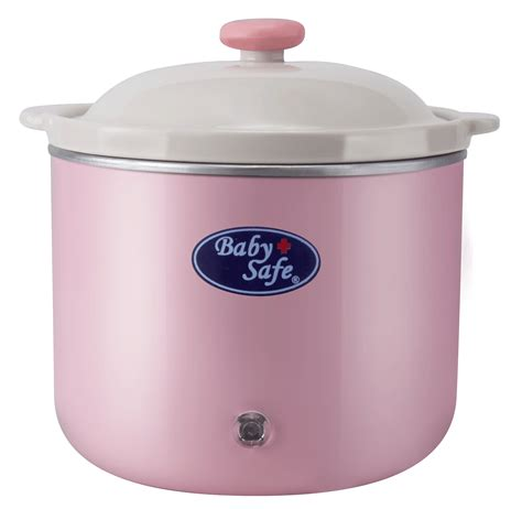 Cooker Baby Safe 1 5 L jual produk dan peralatan bayi baby safe cooker 0 8 l