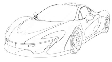 mclaren p1 drawing easy http www ft86club com forums showthread php p 448584