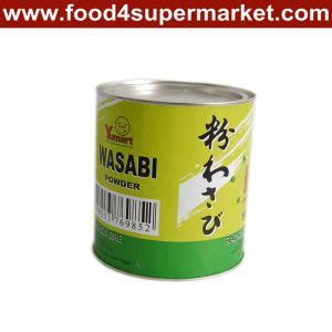 Mixed Request 21 500 G china wasabi powder 500g in bags china wasabi powder wasabi