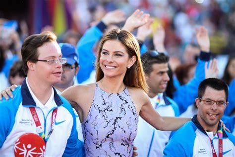 special olympics world menounos at special olympics world 2015