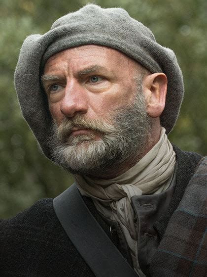 outlander twitter q amp a with graham mctavish three if by