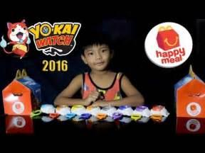 Yokai Orochi Happy Meal Mc Donald yokai happy meal s 2016