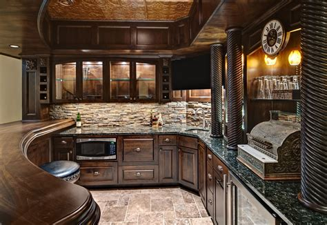 Home Basement Bar Home Bars On Bar Designs Interior Walls