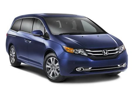 new for 2015 honda odyssey autos weblog