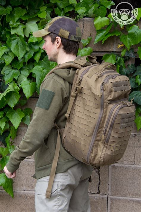 tactical tactix  day  backpack
