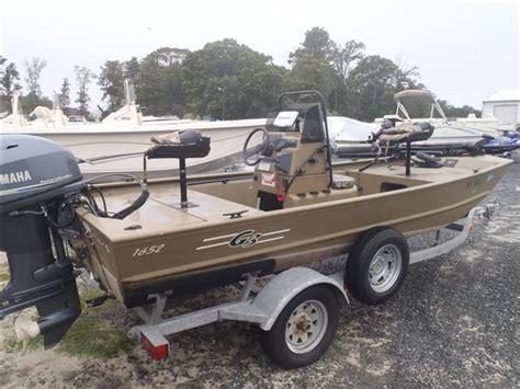 g3 jon boats usedgator tough jon 1652 cc boattest - G3 Jon Boat Accessories