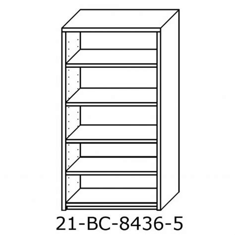 bookcase 36 x 84 2300 bookcase 36 inch x 84 inch