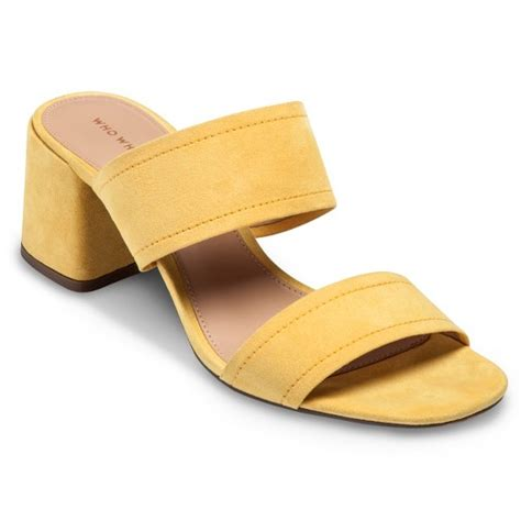 Block Heel Slide Sandals s carolina band block heel slide sandals