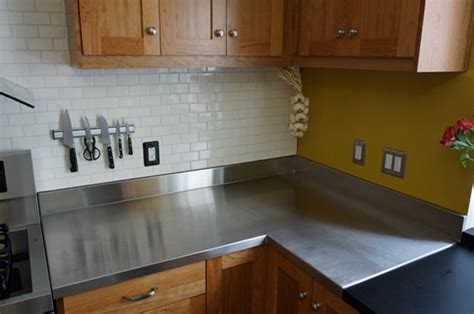 Residential Stainless Steel Countertops by Commercial Residential Stainless Steel Countertops New
