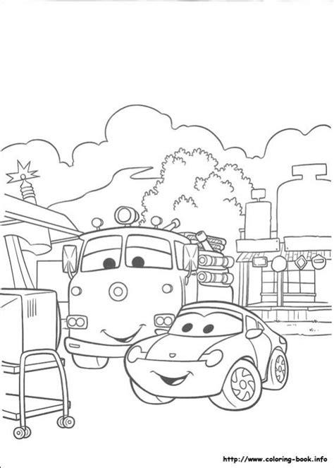 ภาพระบายส cars รถการ ต น ระบายส รถ cars 21