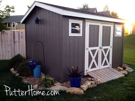 shed colors 25 best ideas about painted shed on shed