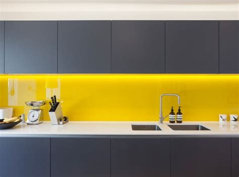 modern yellow and grey kitchen ideas 1539 best kitchen inspiration images on pinterest