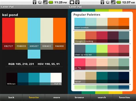 home design colour app 65 useful android apps for designers hongkiat