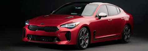 Serra Kia Centerpoint 2018 Kia Stinger Performance Features And Power Ratings