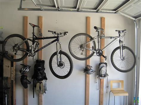 Garage Bike Storage 10 Diy Bike Rack Solutions You Can Build Right Now