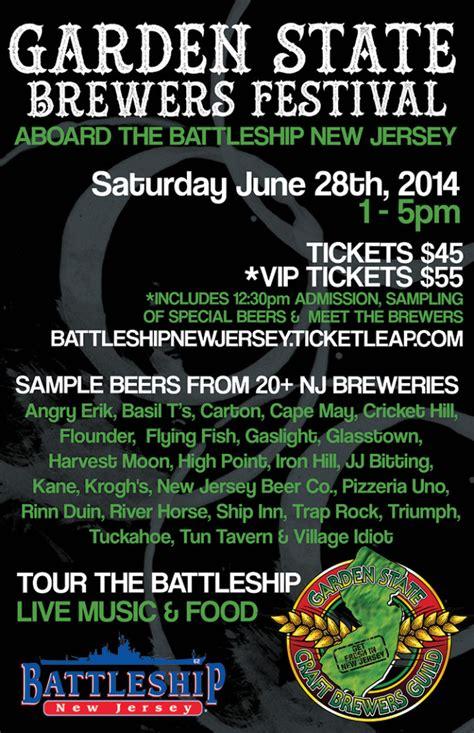 Garden State Festival Garden State Craft Brewers Guild Battleship Festival Njcb