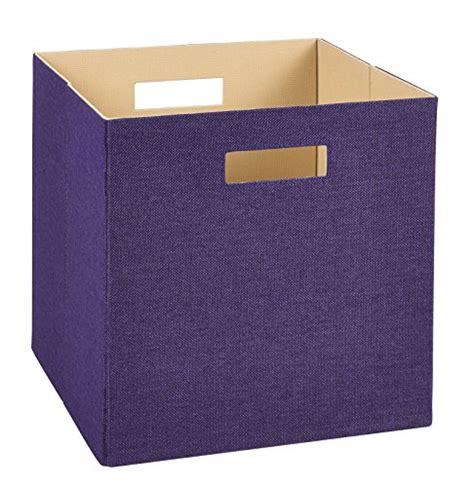 Large Decorative Storage Bins by New Closetmaid 13 Quot W X 13 Quot H Large Decorative Storage