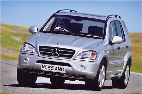 m mercedes co uk used cars mercedes m class 1998 2005 used car review car