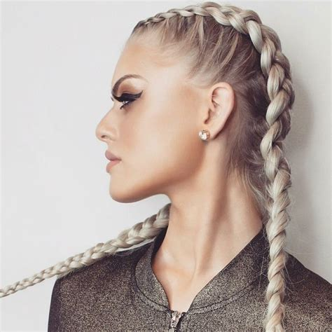 Breathtaking Boxer Braids for 2017   New Haircuts to Try for 2018, Hairstyles for long short and
