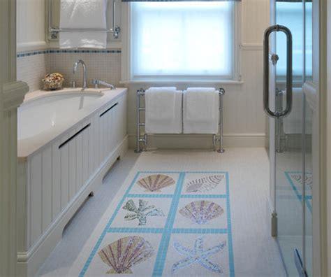 Glitter Bathroom Floor Tiles With Elegant Photo In