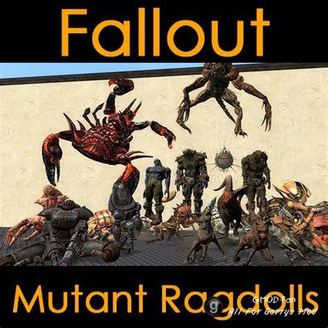 fallout 4 ragdoll fallout mutant ragdolls