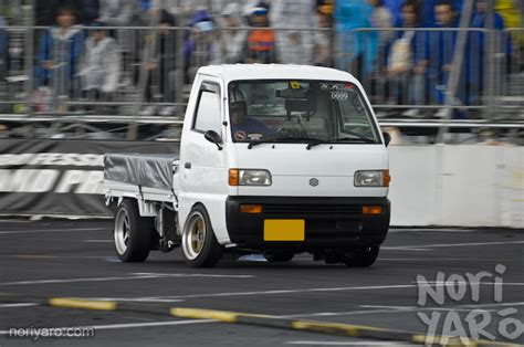 kei truck fresh vegetables kei truck drifting at odaiba d1 noriyaro