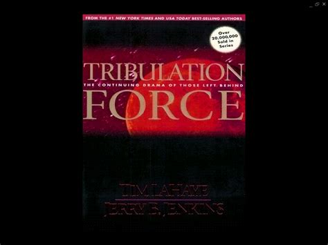 tribulation force the continuing tribulation force