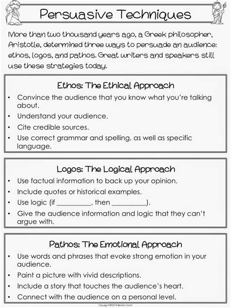 Persuasive Essay Logos Ethos Pathos by 47 Best Ethos Pathos Logos Argumentation Images On Teaching Ideas Beds And