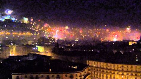 Napoli Years 1 2012 2013 new years naples italy