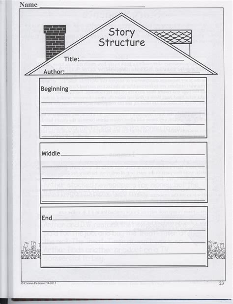 story report template mrs jenkins third grade fiction book report forms