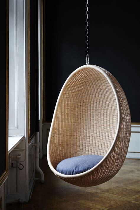 sika design nanna ditzel hanging egg chair sika design usa