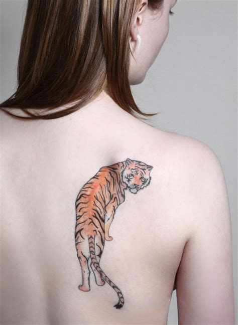 cute tiger tattoo designs 39 exciting tiger designs creativefan