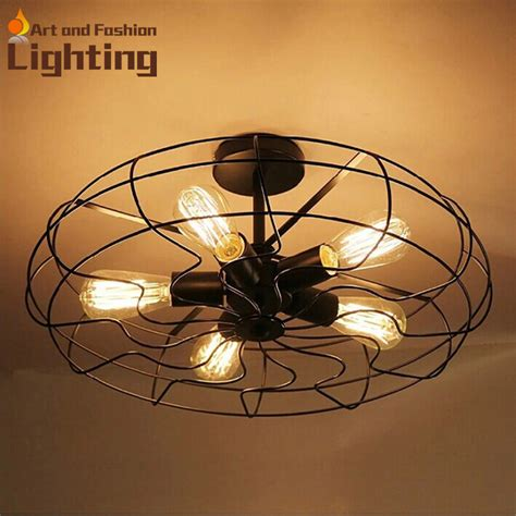 most popular ceiling fans good quality most popular loft bird cage ceiling fan led