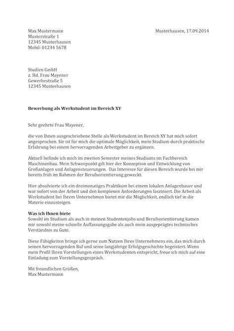 Bewerbungsschreiben Ferienjob Mercedes Daimler Bewerbung Lebenslauf