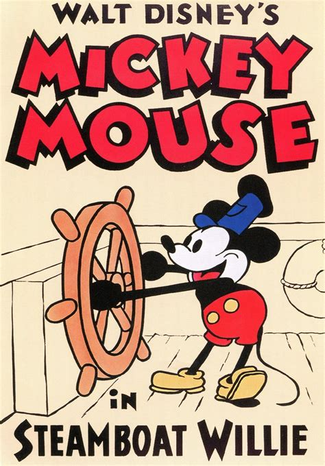 mickey mouse disney finds - Steamboat Willie Mickey Mouse