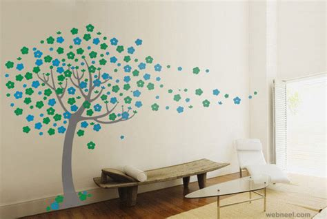 30 beautiful wall ideas and diy wall paintings for
