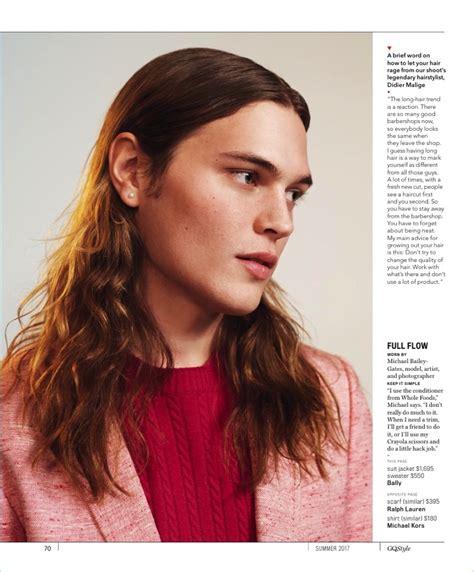 gq on long hair men s long hairstyles 2017 american gq style