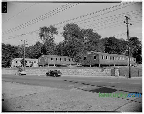 kentucky housing university of kentucky housing 1946 kentucky photo archive