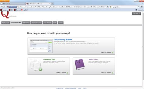 Create A Survey - qualtrics introduction