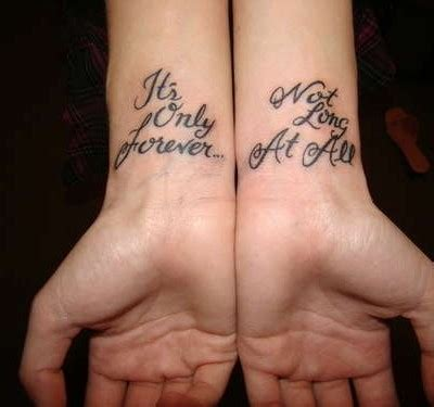 friendship tattoos for men best quotes best friend quotes tattoomagz