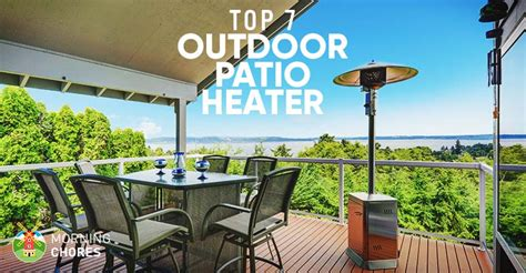 outdoor patio heater reviews 7 best outdoor patio heater reviews buying guide