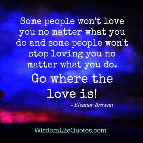 No That Wont Do by Some Won T You No Matter What You Do Wisdom