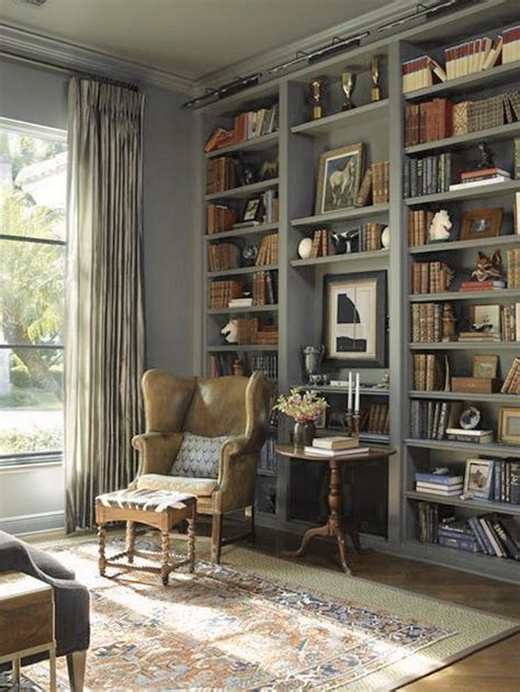 best home libraries 25 best ideas about cozy home library on pinterest