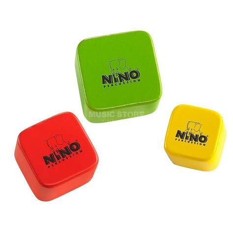 Set Mc by Meinl Shaker Set Nino507 Mc