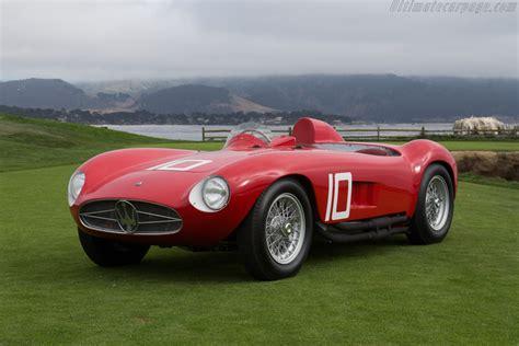 maserati 300s 1955 1958 maserati 300s chassis ultimatecarpage com