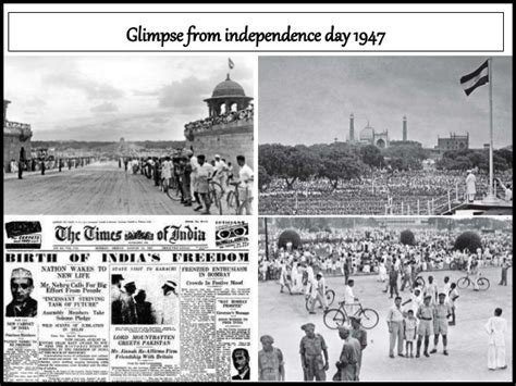 indian independence 1947 independence day india
